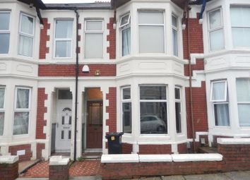 Thumbnail 5 bedroom shared accommodation to rent in Brithdir Street, Cathays, Cardiff