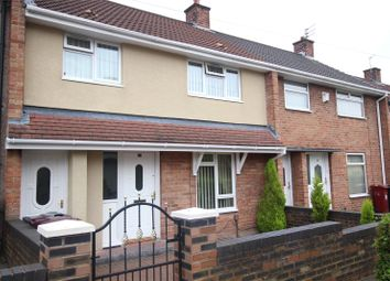 Thumbnail 3 bed terraced house for sale in Devon Way, Huyton, Liverpool, Merseyside