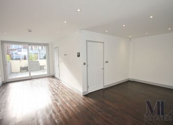 Thumbnail 4 bed semi-detached house for sale in Brunswick House, Westbere Road, West Hampstead