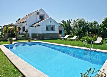 Thumbnail 3 bed villa for sale in Carril De La Florida, Conil De La Frontera, Cádiz, Andalusia, Spain