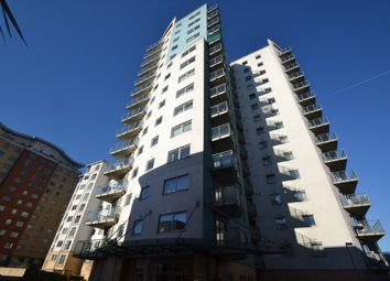Thumbnail 1 bedroom flat for sale in Centreway Apartments, Axon Place, Ilford