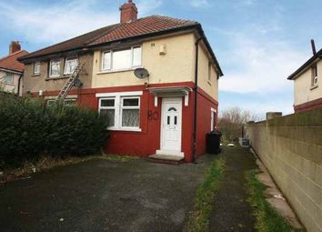 Thumbnail 2 bed semi-detached house for sale in Walden Drive, Bradford, West Yorkshire