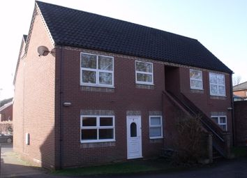 Thumbnail 1 bedroom flat to rent in Valley Road, Leiston