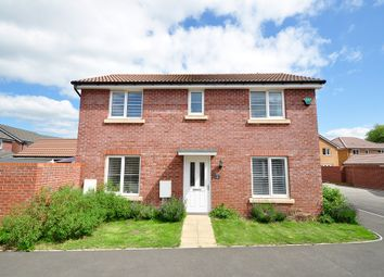 Thumbnail 3 bed detached house for sale in Gormans Close, Newport