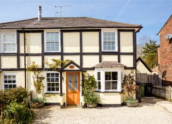 Thumbnail 3 bed semi-detached house for sale in The Street, Capel, Dorking, Surrey