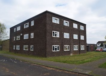 Thumbnail 2 bedroom flat to rent in Viscount Court, Eaton Socon, St. Neots