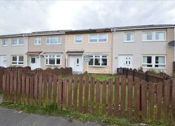 Thumbnail 3 bed terraced house for sale in Mossgiel Way, Newarthill, Motherwell
