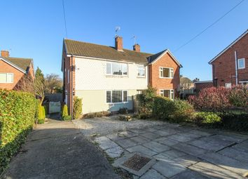 Thumbnail 2 bed semi-detached house for sale in Southdown Avenue, Loundsley Green, Chesterfield