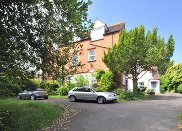 Thumbnail 3 bed flat for sale in Manor Park, Chislehurst, Kent