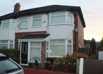Thumbnail 3 bed end terrace house for sale in Higginson Road, Stockport