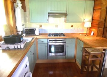 Thumbnail 2 bed detached house to rent in Log Cabins, New Era Log Village, Ulverston
