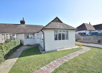 Portsdown Way, Willingdon, Eastbourne BN20. 2 bed semi-detached bungalow