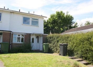 Thumbnail 3 bed terraced house to rent in Aldington Close, Lodge Park, Redditch