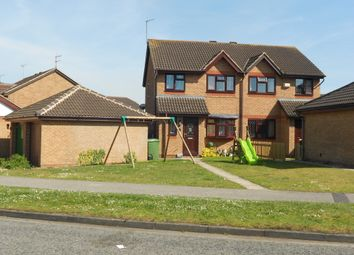 Thumbnail 3 bed semi-detached house to rent in Speedwell Crescent, Scunthorpe