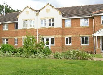 Thumbnail 2 bed flat to rent in Copthorne Court, Three Bridges, Crawley, West Sussex