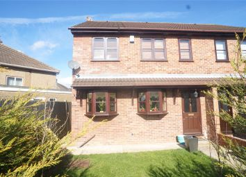 Thumbnail 3 bedroom end terrace house to rent in Hurst Road, Bexley