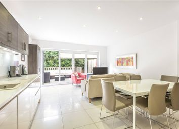 Thumbnail 4 bed terraced house for sale in Brooklands Road, Weybridge
