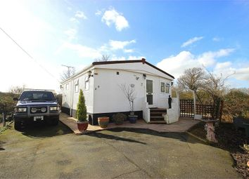 Thumbnail 2 bed mobile/park home for sale in Thorney Mill Road, West Drayton, Middlesex