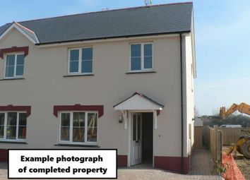 Thumbnail 3 bed semi-detached house for sale in Dingle Lane, Crundale, Haverfordwest