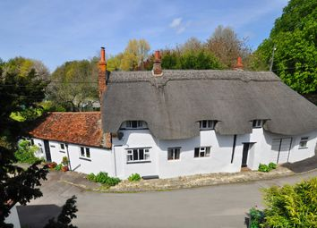 Thumbnail 4 bed cottage for sale in Market Hill, Whitchurch, Aylesbury