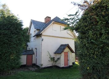 Thumbnail 3 bed detached house for sale in Gate House, Eastlands Lane, Finningham, Stowmarket, Suffolk