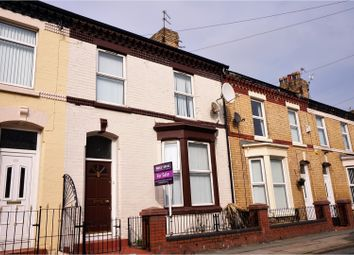 Thumbnail 3 bed terraced house for sale in Dacy Road, Liverpool