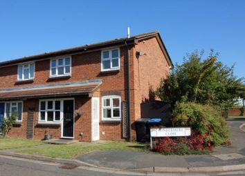Thumbnail 1 bedroom end terrace house to rent in Windermere Close, Egham