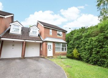 Thumbnail 3 bed link-detached house to rent in Lammas Mead, Binfield, Berkshire