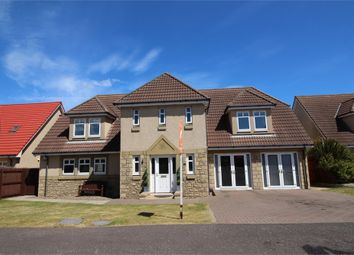 Thumbnail 4 bed detached house for sale in Craigfoot Walk, Kirkcaldy, Fife