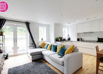 Thumbnail 2 bed flat for sale in Great North Road, Welwyn