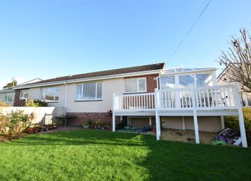 Thumbnail 2 bed bungalow for sale in Northcott Mouth Road, Poughill, Bude
