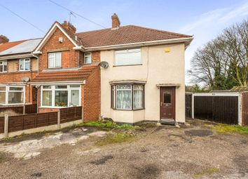 Thumbnail 3 bed end terrace house for sale in Chisholm Grove, Birmingham