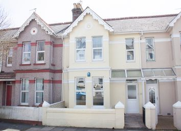 Thumbnail 6 bed terraced house for sale in Edith Avenue, St Judes, Plymouth