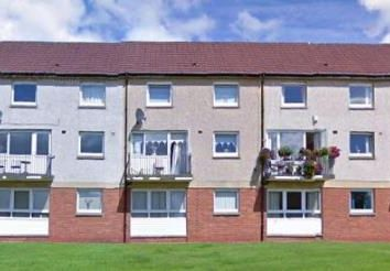Thumbnail 2 bed flat to rent in Fairholm Street, Larkhall