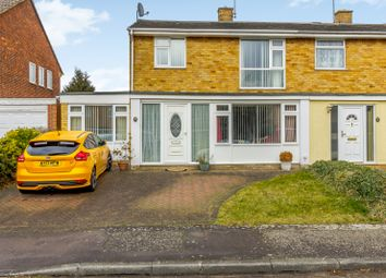 Thumbnail 4 bed semi-detached house for sale in Berwick Avenue, Chelmsford