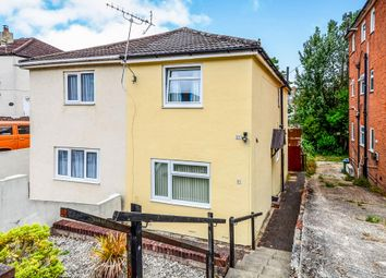 Thumbnail 2 bed semi-detached house for sale in Glen Road, Southampton