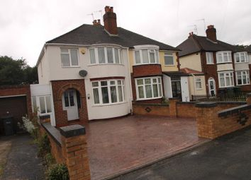 Thumbnail 3 bedroom semi-detached house to rent in Trejon Road, Cradley Heath, West Midlands