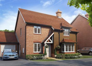 "Thumbnail 4 bed detached house for sale in ""Cambridge"" at West End Lane, Henfield"