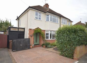 Thumbnail 3 bed semi-detached house for sale in St. Vincents Road, Chelmsford