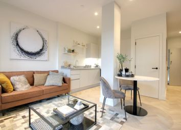Thumbnail 1 bed flat for sale in St. James Place, Cippenham, Slough