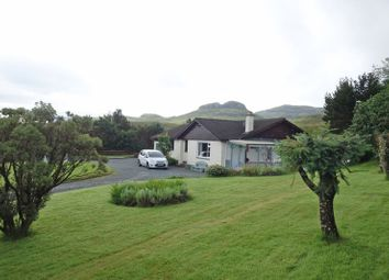 Thumbnail 4 bed detached bungalow for sale in Fiscavaig, Carbost, Isle Of Skye