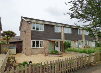 Thumbnail 3 bed end terrace house for sale in Blackthorn Gardens, Weston-Super-Mare