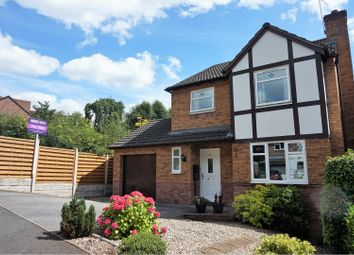 Thumbnail 4 bed detached house for sale in Richards Avenue, Stafford