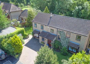 Thumbnail 5 bed detached house to rent in Savile Way, Fowlmere, Royston