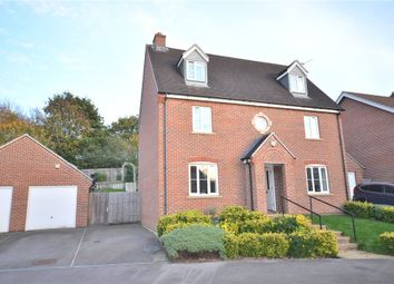 Thumbnail 5 bedroom detached house for sale in Crutchley Wood, Bracknell, Berkshire