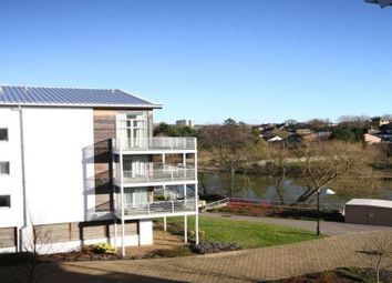 Thumbnail 1 bedroom flat to rent in Kingfisher Meadow, Hart Street, Maidstone, Kent