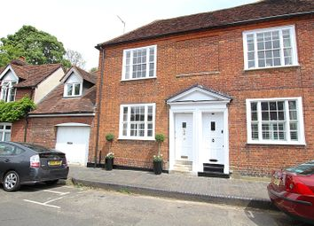 Thumbnail 3 bed terraced house for sale in Fishpool Street, St. Albans, Hertfordshire
