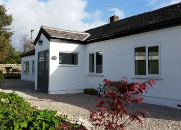 Thumbnail 2 bed detached bungalow for sale in 25 Stankelt Road, Silverdale, Carnforth