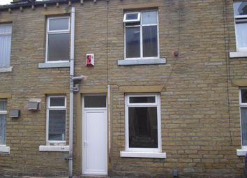 Thumbnail 1 bed terraced house to rent in Redcar Street, Halifax, West Yorkshire
