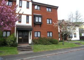 Thumbnail 2 bed flat to rent in Finch Close, Laira, Plymouth, Devon